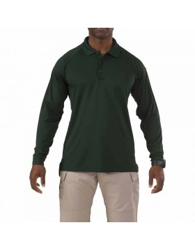 Staff 511 Long Sleeve Performance Polo