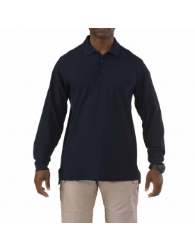 Staff Cotton / Poly 511 Utility Long Sleeve Polo
