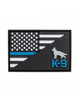 5.11 Tactical K9 Thin Blue Line Patch