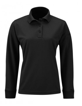 Staff Propper Women's Long Sleeve Polo